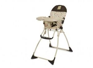 Flat Fold High Chair